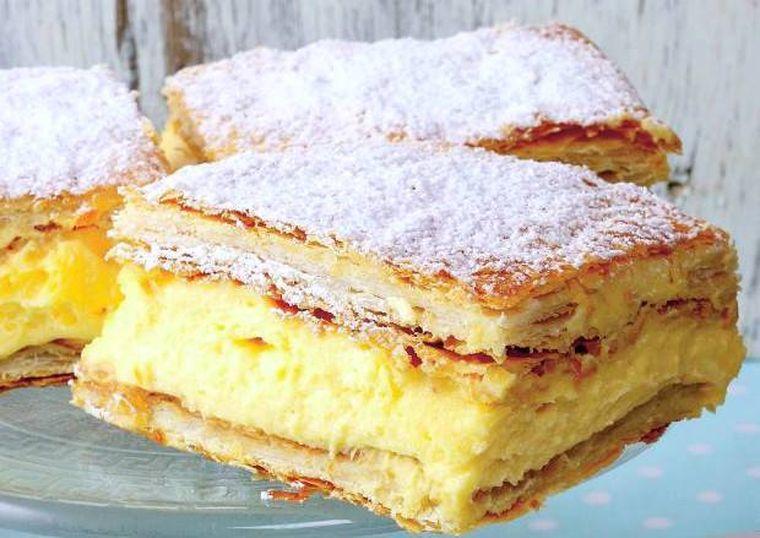 Prăjitura CREMŞNIT - cum să pregăteşti cel mai bun desert!