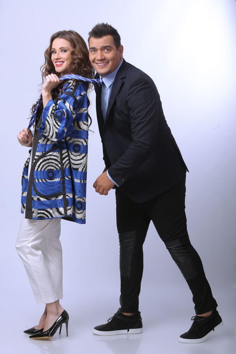 """Duminica, la ora 20:00, Lili Sandu si Pepe vor invarti """"Roata Norocului"""", la Kanal D!  Noul sezon al emisiunii prezentate de Bursucu si Ana-Maria Barnoschi debuteaza in acest weekend, la ora 20:00!"""