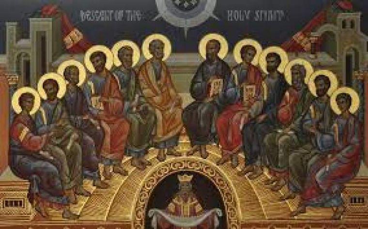 Duminica Mare. Pogorârea Sfântului Duh. Tradiții și obiceiuri de Rusalii. Rugăciuni puternice de Rusalii