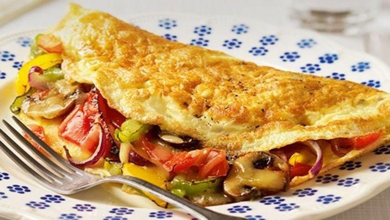 Cum gătești cea mai gustoasă omletă țărănească! Acesta e secretul