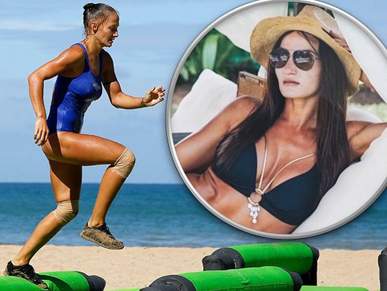 Beatrice Olaru într-un costum de baie minuscul! Imagini fierbinți din Bali cu marea campioană Exatlon sezonul 2