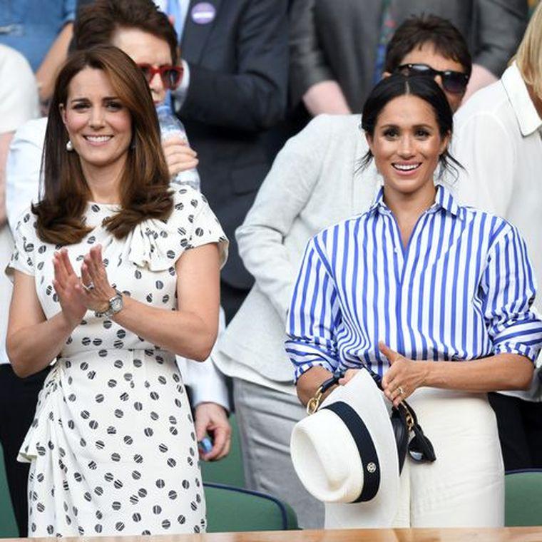 Zvonurile s-au confirmat. Kate Middleton şi Meghan Markle nu se suportă deloc. Între cele două se dă un razboi de zile mari