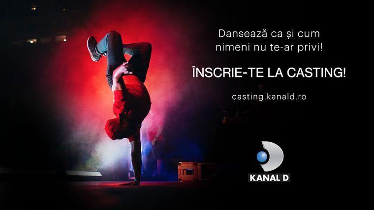 Kanal Dle aduce telespectatorilor, din toamnă, cea mai electrizantă competiție a dansului!Câștigătorul va intra în posesia premiului de 100.000 de lei