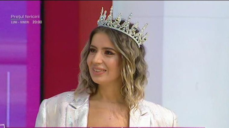 Elena, marea câștigătoare Bravo, ai stil!:
