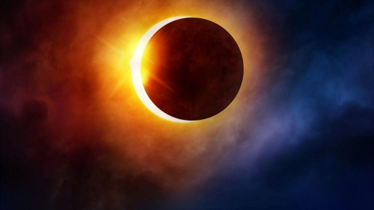 Eclipsă de soare pe 2 iulie.  Vor exista 2 minute de beznă totală. Unde va fi vizibilă și de la ce oră