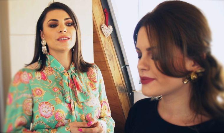 Machiajul smokey eyes: trucuri şi tehnici dezvăluite de make-up artistul Mihaela Rotaru pentru Kfetele.ro
