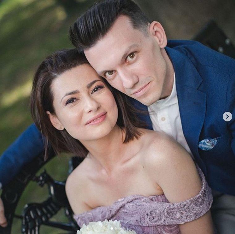 Mihaela Călin a devenit mămică. Prima imagine cu bebelușul