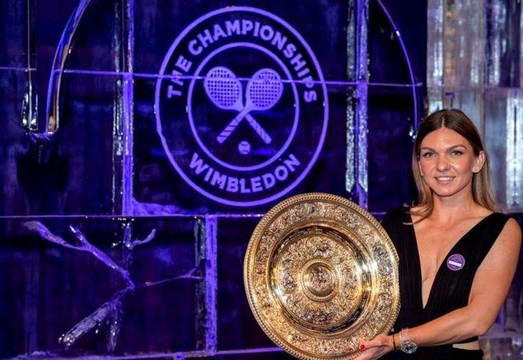 Imagine de colecție! Cum arăta Simona Halep când Serena Williams câştiga primul Grand Slam din cariera ei
