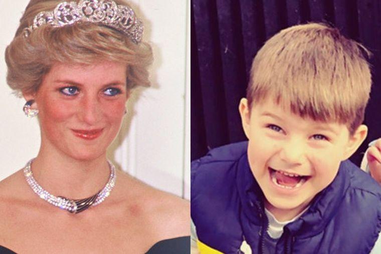 La limita imposibilului! Un băiat de 4 ani pretinde că este reîncarnarea Prinţesei Diana