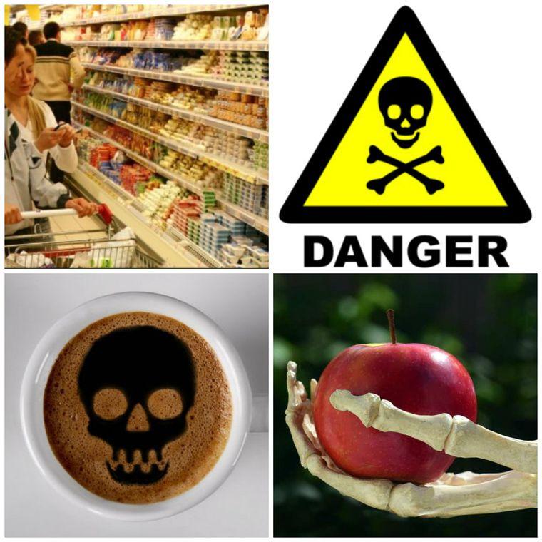 Ne otrăvim singuri: alimente  pe care le consumăm în fiecare zi și care ne pot ucide