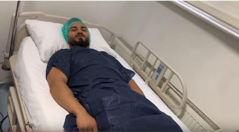 Jador de la Puterea Dragostei, pe patul de spital! Cine e fata care a stat lângă el tot timpul FOTO