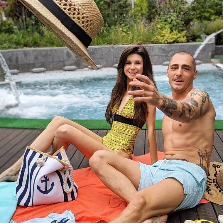 Cât de frumoasă este soția lui Vladimir Drăghia! Pe el îl știi de la TV, dar pe ea ai vazut-o? E MAGNIFICĂ