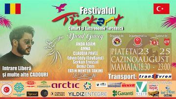 Festivalul de cultură şi gastronomie turcească are loc în week-end la Mamaia! Pe lângă artişti turci, pe scenă vor urca Anda Adam şi Claudia Pavel