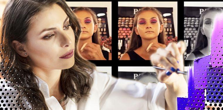 Mihaela Rotaru, specialistul Kfetele.ro pe make-up: Cum să realizezi un machiaj impresionat pentru un festival  VIDEO