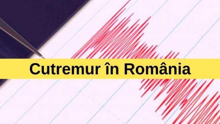 Romania, din nou zguduită de două cutremure! Ce magnitudine au avut