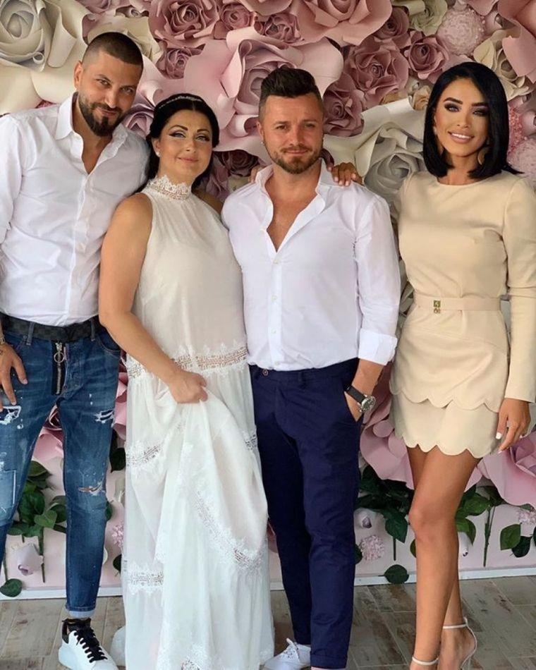 Dezastru total după nuntă pentru Gabriela Cristea şi Tavi Clonda