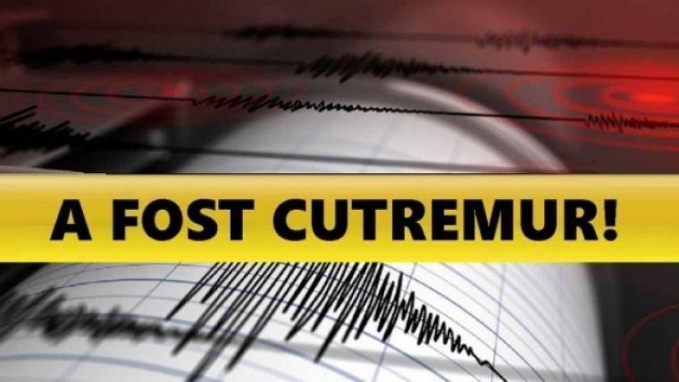 Cutremur PUTERNIC în România cu puțin timp în urmă! L-ai simțit?