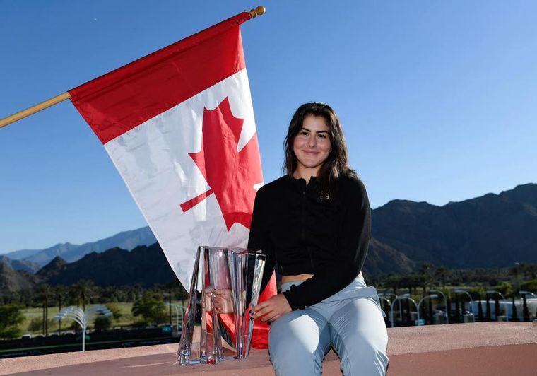 Bianca Andreescu locuieşte într-o vilă uriaşă în Canada! Apartamentul cu trei dormitoare valorează un milion de dolari!