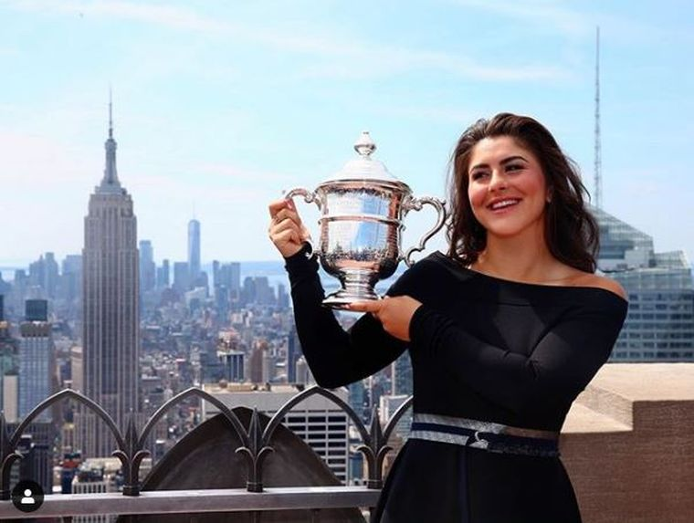Bianca Andreescu, favorita vedetelor de la Hollywood! Ce vedeta a provocat la o partidă de tenis?