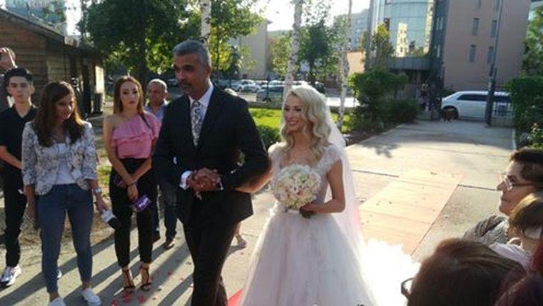 Andreea Bălan se căsătorește! Imagini EMOȚIONANTE de la marele eveniment. Cum a fost surprinsă cântăreața GALERIE FOTO