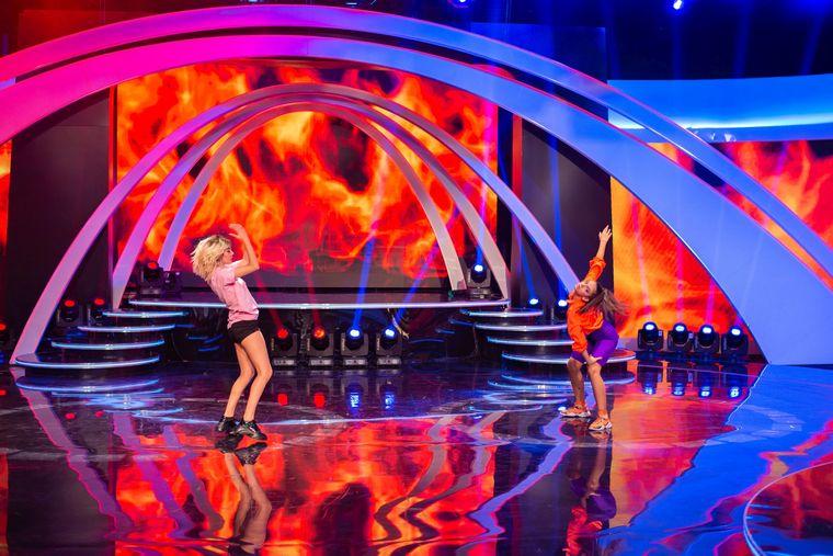 """Cesima rămâne în competiția dansului:  """"Copilăria mea a însemnat un regim de viață spartan"""""""