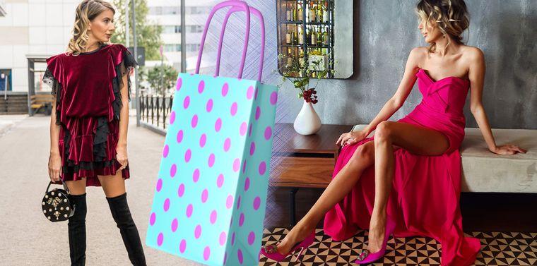 La shopping cu Elena, câştigătoarea de la