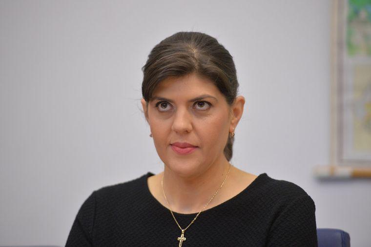 Primul mesaj transmis de Laura Corduța Kovesi, noul procuror-șef european