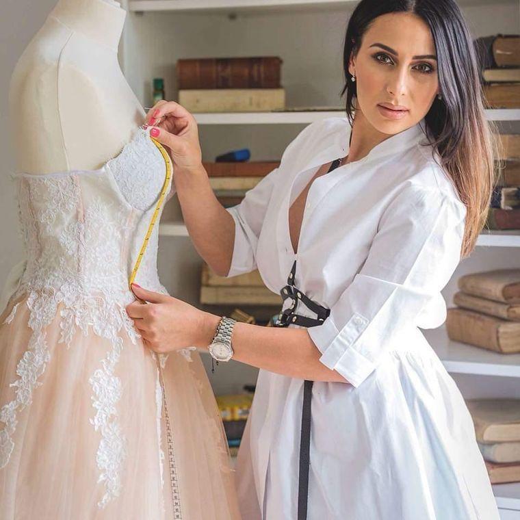 Ea este creatoarea de modă din Piatra Neamţ care a făcut furori la Milano Fashion Week!
