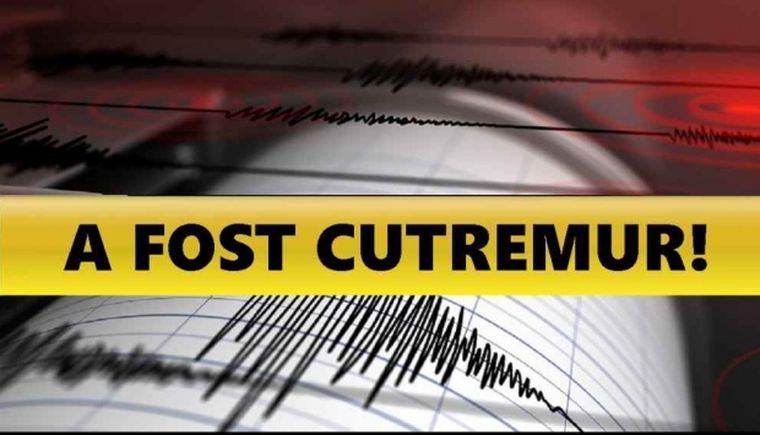 Două cutremure în România, joi dimineața! Unde s-au simțit