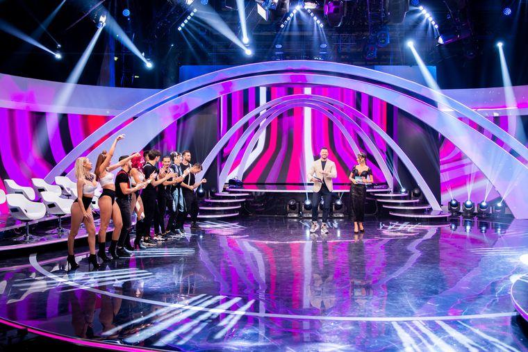 """Sâmbătă seara se dansează ca-n filme! Concurenții de la """"Îmi place dansul"""", momente artistice pe coloane sonore din cinematografia internațională"""