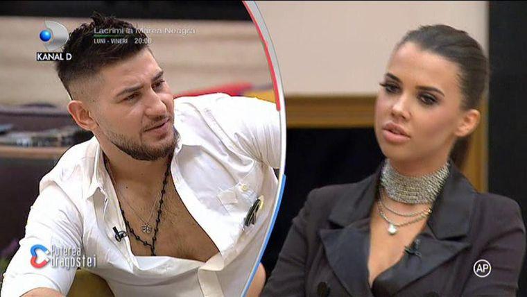 Bogdan Mocanu, decizie șoc după ce a aflat de Andra și None! Vrea să plece de la Puterea dragostei