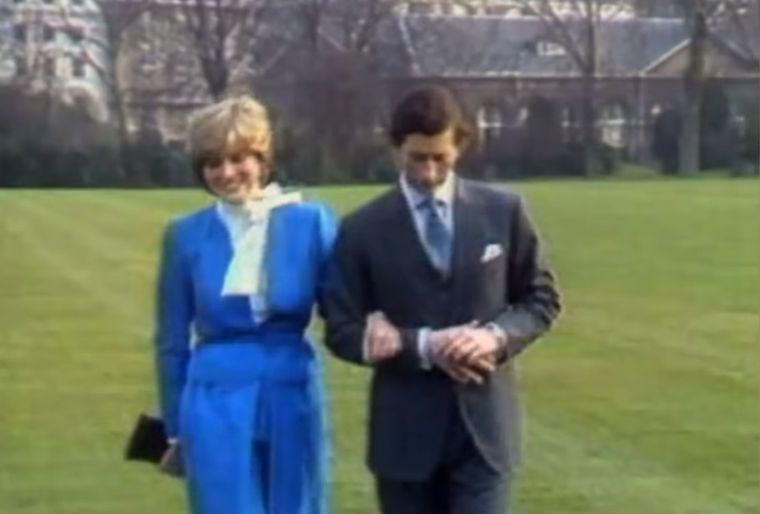 Ani de zile, nimeni nu a observat acest lucru în fotografiile lor! Detaliul ascuns de prințesa Diana și prințul Charles