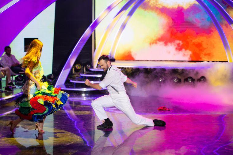 """Spectacol pe ritmuri de rock&roll si gypsy, sambata aceasta, la """"Imi place dansul""""!  #Concurentii emisiunii se intrec in coregrafii pline de pasiune"""