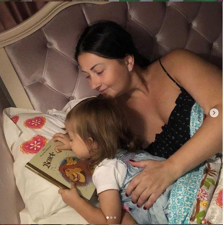 Moment cumplit pentru Gabriela Cristea! A fost atacată când era cu fiica ei cea mare la plimbare! Vezi ce a păţit vedeta!