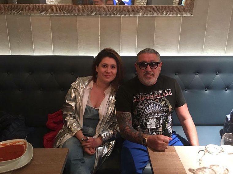 Fiica lui Serghei Mizil şi-a sărbătorit ziua de naştere pe vasul de croazieră la care lucrează! Ana a fost desemnată cea mai bună angajată!