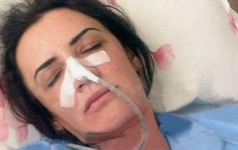 Mara Bănică, în comă! Medicii i-au dat doar 1% șanse de supraviețuire. S-a întâmplat la 50 de metri de casă