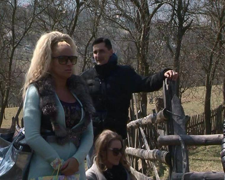 """Sânziana Buruiană, urmărită de """"blestemul Polovragi""""! Tragedie de tip """"Final Destination"""" pentru diva blondă"""
