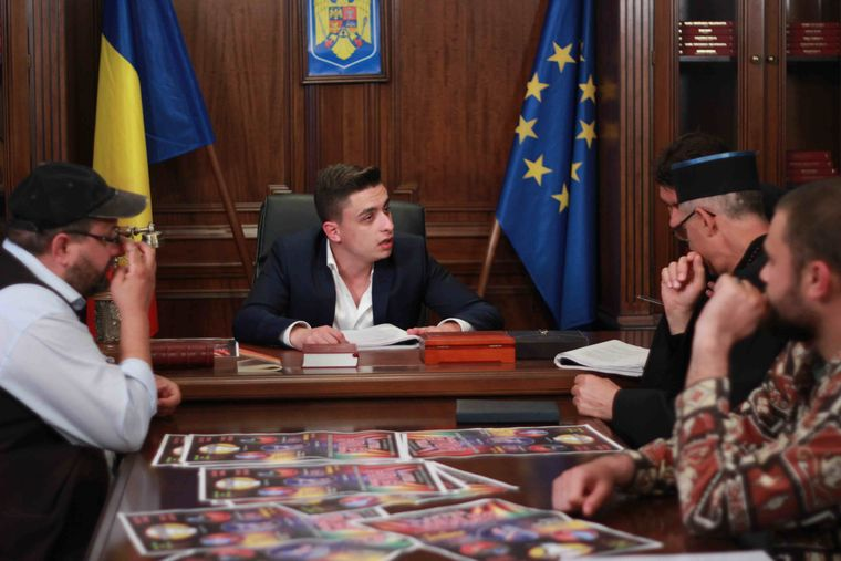 """VIDEO. Decalogu' lui Ghita Spagoveanu, primarul din """"Moldovenii"""""""