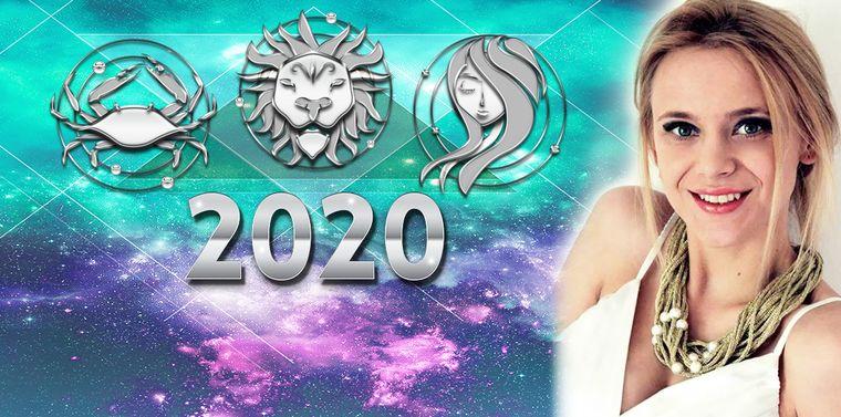 Horoscopul anului 2020! Astrologul Roxana Lușneac Cioriceanu, predicții și avertizări pentru nativii zodiilor Rac, Leu și Fecioară