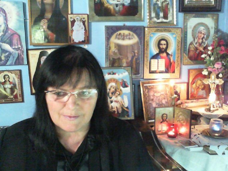 """Maria Ghiorghiu, premoniție cutremurătoare: """"O vedetă TV trecută de 40 de ani va fi găsită moartă"""""""