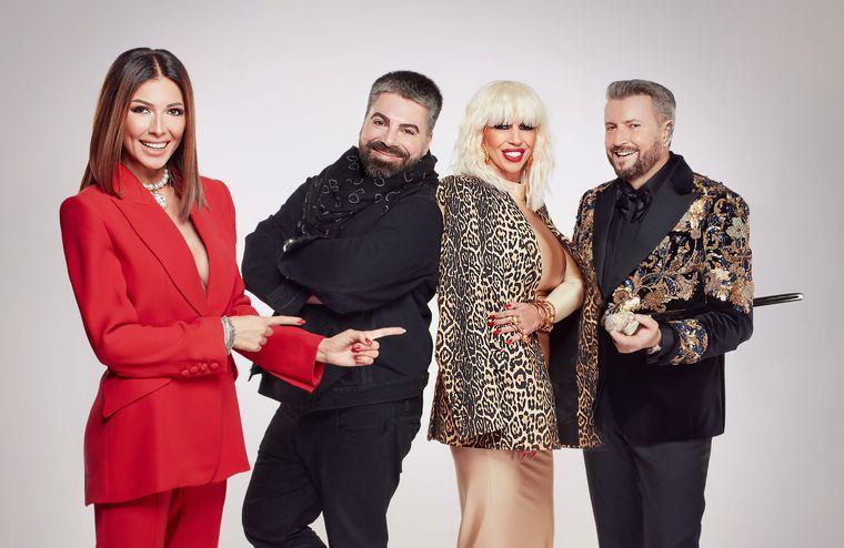 """Cinesunt primele trei concurente din show-ul """"Bravo, ai stil! Celebrities"""""""