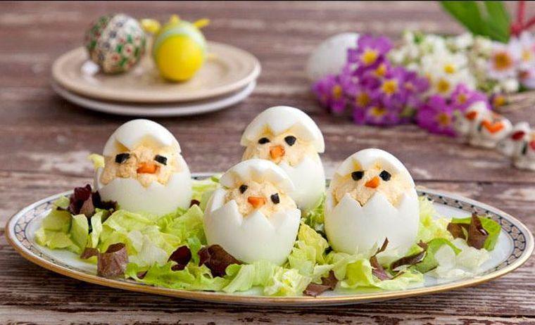 10 rețete de ouă umplute senzaţionale!