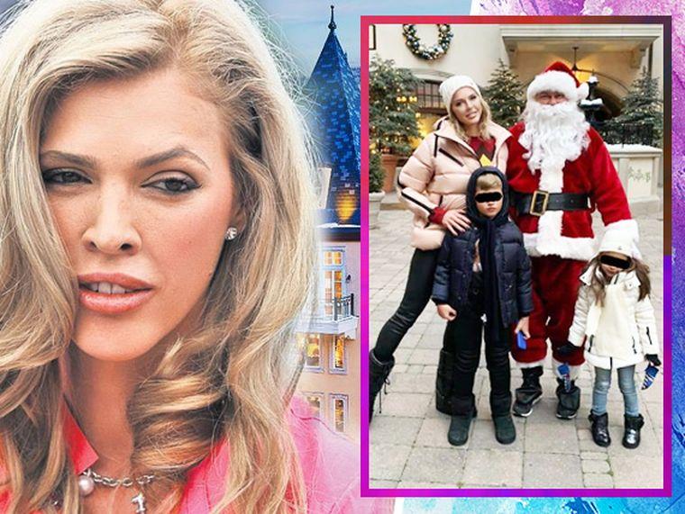 Imagini fabuloase cu Alina Vidican! Cum a petrecut fosta lui Cristi Borcea de Sărbători într-un hotel de superfițe