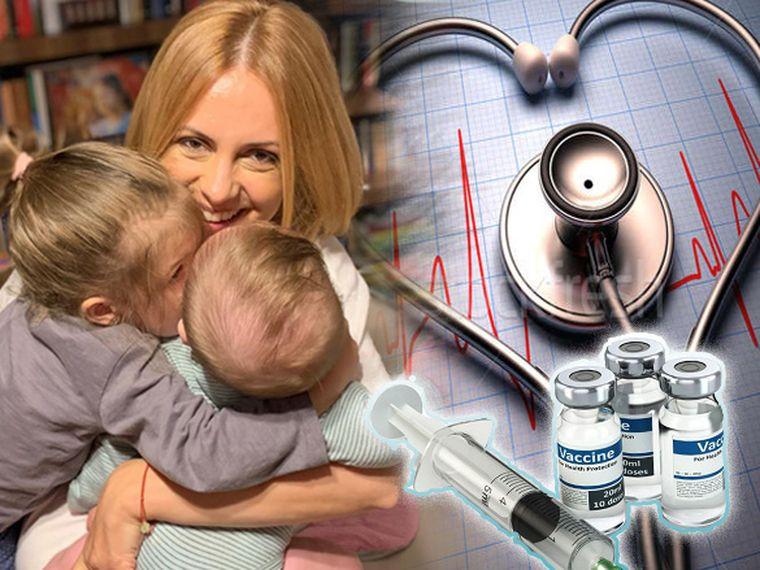 """Simona Gherghe a decis să-și vaccineze antigripal toată familia: """"E musai să-l facem"""""""