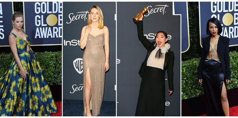 Cum a apărut un celebru actor la Globurile de Aur 2020. Vezi cea mai comentată ținută