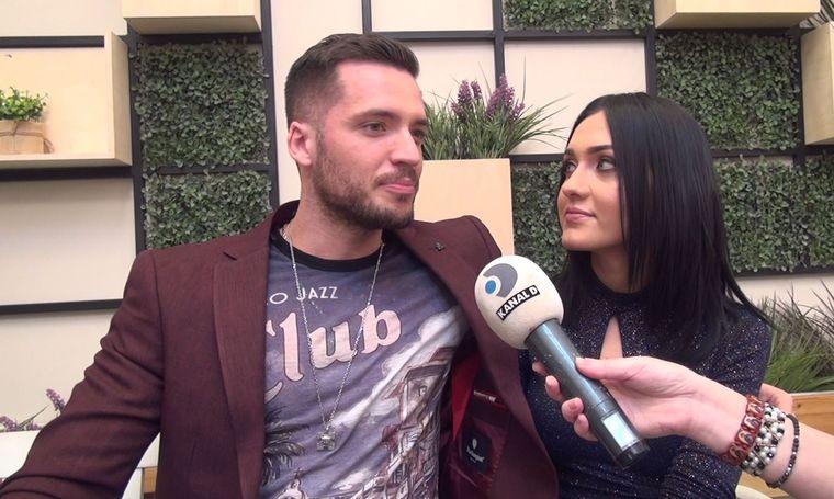 """Livian, cea mai frumoasă declarație de dragoste pentru Bianca """"Trezește în mine…"""" VIDEO EXCLUSIV din casa Puterea Dragostei"""