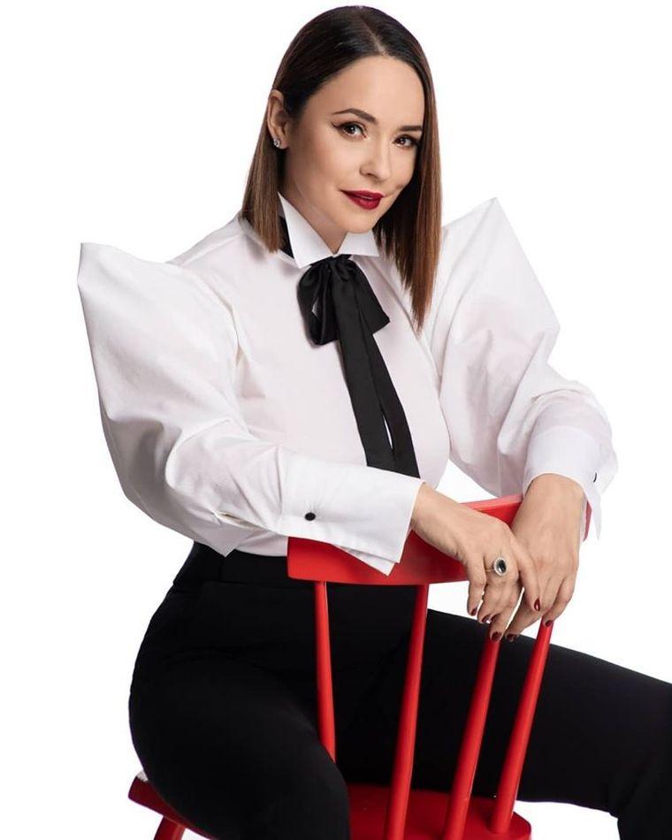 Andreea Marin, despre Cristina Țopescu