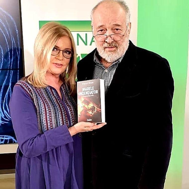 Stelian Tănase și Cristina Țopescu