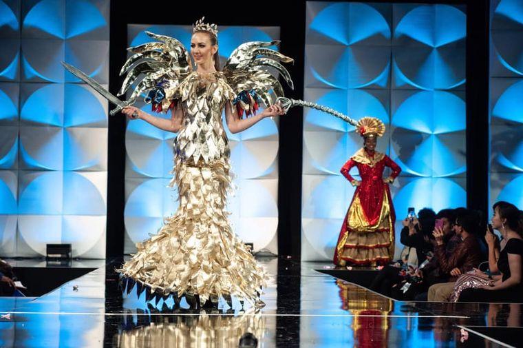 Dorina Chihaia Miss Universe Romania