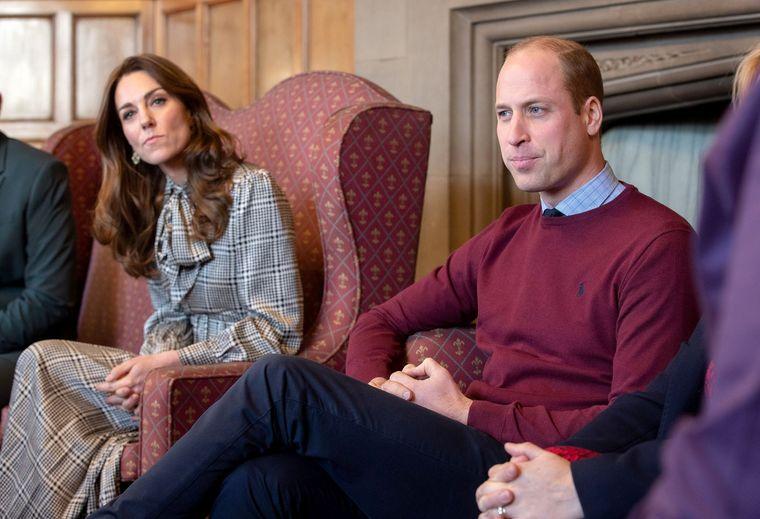 Conform limbajului trupului, Prințul William și Kate- tulburați